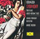 Symphony op. 40 ; Much ado about nothing : suite, op. 11, nos. 2-5