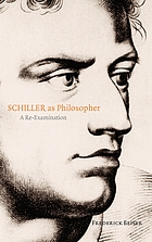 Schiller as philosopher : a re-examination
