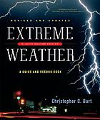 Extreme weather : a guide & record book