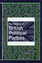 Politico's guide to the history of British political parties