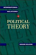 International relations in political theory