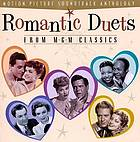 Romantic duets from M-G-M classics