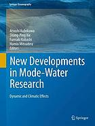 New developments in mode-water research : dynamic and climatic effects