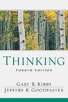 Thinking : an interdisciplinary approach to critical and creative thought