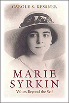 Marie Syrkin : values beyond the self