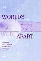 Worlds apart : acting and writing in academic and workplace contexts