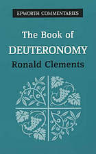 The book of Deuteronomy : a preacher's commentary