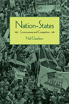 Nation-states : consciousness and competition