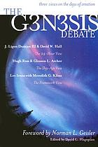 The G3n3s1s debate : three views on the days of creation
