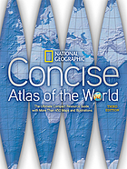 Concise atlas of the world.