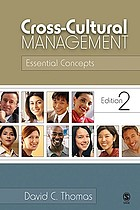 Essentials of cross-cultural management