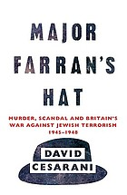 Major Farran's hat : murder, scandal and Britain's war against Jewish terrorism, 1945-1948