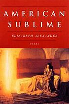 American sublime : poems