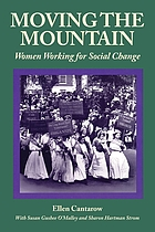 Moving the mountain : women working for social change