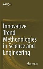 Innovative trend methodologies in science and engineering