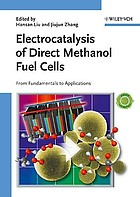 Electrocatalysis of direct methanol fuel cells : from fundamentals to applications