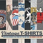 Vintage t-shirts : over 500 authentic tees from the '70s and '80s