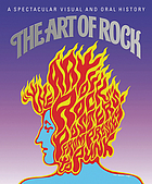 The art of rock : posters from Presley to punk