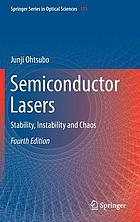 Semiconductor lasers : stability, instability and chaos