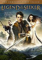 Legend of The Seeker. / The complete first season. Disc 5, episodes 19-22 and bonus features