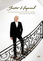 Justin Hayward : live in concert at the Capitol Theatre