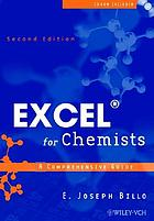 Excel for chemists : a comprehensive guide