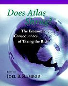 Does Atlas shrug? : the economic consequences of taxing the rich