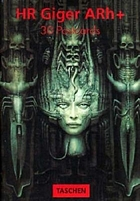 HR Giger ARh+ : 30 postcards.
