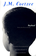 Boyhood : scenes from provincial life