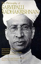 The philosophy of Sarvepalli Radhakrishnan.
