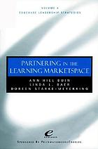 Partnering in the learning marketspace