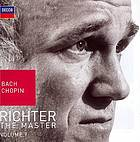 Richter, the master. Volume 9, Bach, Chopin