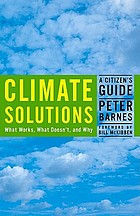 Climate solutions : a citizen's guide
