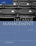 Concepts of database management.
