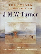 The Oxford companion to J.M.W. Turner