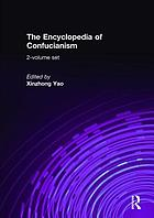 RoutledgeCurzon encyclopedia of Confucianism