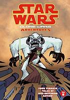 Star wars, the Clone Wars adventures. Volume 8.