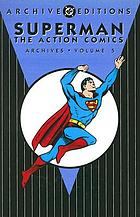 Superman : the Action comics archives.
