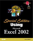 Using Microsoft Excel 2002