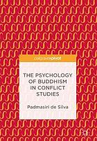The Psychology of Buddhism in Conflict Studies