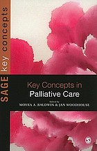 Key concepts in palliative care