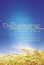 The discipleship study Bible : New Revised Standard Version, including apocrypha.