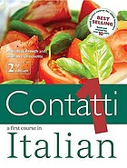 Contatti 1 : a first course in Italian
