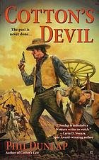 Cotton's devil : a Sheriff Cotton Burke western