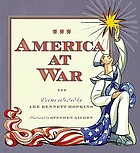 America at war : a book of poems