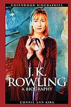 J. K. Rowling : a biography