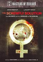 Masters of horror. The screwfly solution