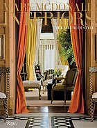 Interiors : the allure of style