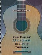 Use of guitar in music therapy
