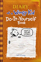Diary of a wimpy kid : do-it yourself book